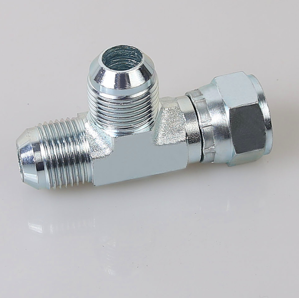 Flare tube ends swivel nut end sae hydraulic