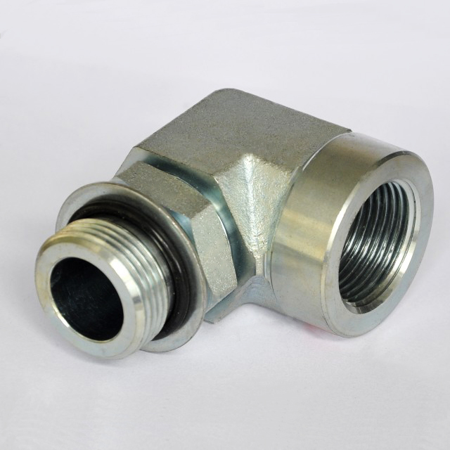 Female pipe elbow hydraulic industrial quick couplings