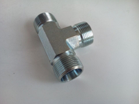 AD METRIC MALE 24° heavy type good quality guarantee pipe fittings and connectors