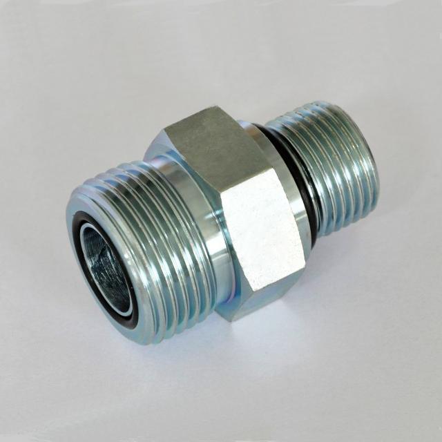 Fs orfs tube end straight thread o ring sae