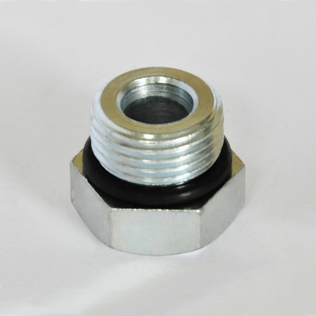 On sae o ring boss hollow hex plug fittings ruihua