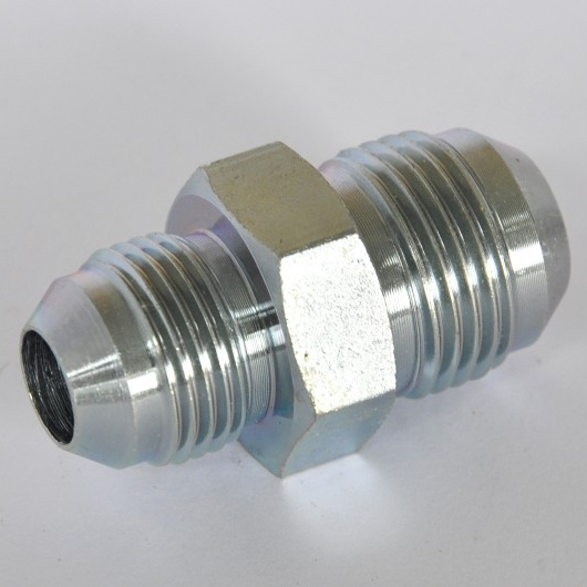 Union flare tube end sae
