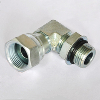 FS6809 Swivel 90° Adjustable Stud Elbow male female pipe fittings