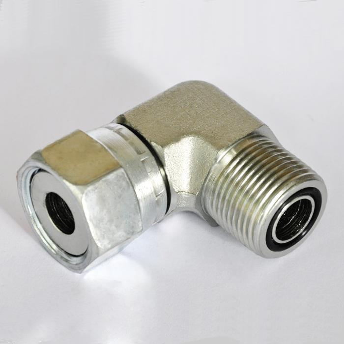 E °metric male o ring hydraulic adapters ruihua hardware