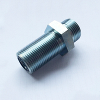 6E METRIC MALE O-RING BULKHEAD水力Bulkhead Fittings