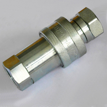 ISO7241-A S1-SS CLOSE TYPE Hydraulic快速釋放聯結(Stainless Steel)